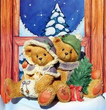 Cherished Teddies - CHERYL & CARL -  Wir wünschen gemütliche Weihnachten - 1996