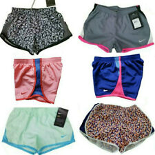 NWT NIKE Dri-Fit Girls Lined Running Shorts SELECT SIZE & COLOR