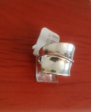 Artisan Crafted High Quality 92.5 Sterling Silver Ring Size 8