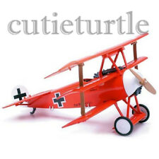 New Ray Sky Pilot Classic Plane Model Kit Fokker Dr.1 WWI 20227B Red