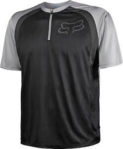Fox Racing Altitude s/s Jersey Grey
