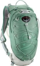OSPREY verve 10 Hydration Backpack Green Gray Day Trail Camping Bike Walk