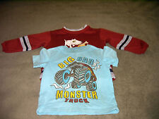TWO BOY'S SHIRT'S SIZE 3T