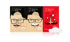 COSRX Blackhead Remover Mr.RX Kit - 3 Step Nose Pack, UK Seller!