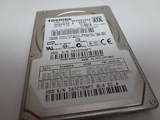 TOSHIBA 60GB HDD2D35 MK6034GSX LAPTOP HARD DRIVE 2.5 SATA DELL PN 0TH991 TH991