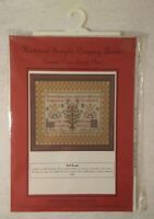 BIRTH SAMPLER Historical Sampler Company Counted Cross Stitch Chart Pattern Only