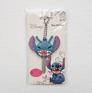 Disney - Lilo & Stitch - Stitch Head PVC Soft Touch Key Holder/Cover 21088