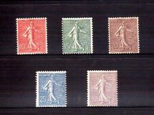 FRANCE 1903 Sowers set MLH