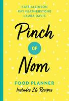 Pinch of Nom Food Planner - Weekly Meal Food Journal Diet Weight Loss Planner