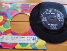 """Gerry And The Pacemakers – How Do You Do It? 1963 UK 7"""""""