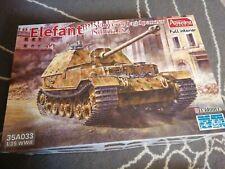 Amusing Hobby - Elefant  Sd.Kfz.184 - 1/35 Model Kit -  35A033 - Full Interior