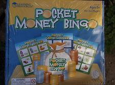 NUOVO paghetta età BINGO GIOCO 4yrs+ risorsa di apprendimento - 65 Sterling Play monete