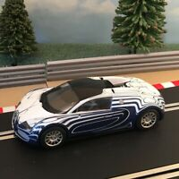 Scalextric 1:32 Car - Bugatti Veyron *LIGHTS* #Q