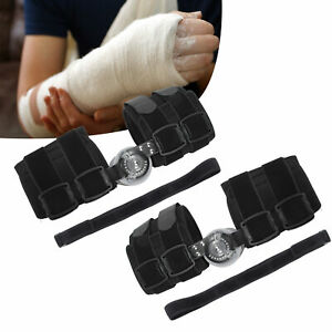 NEW Hinged Elbow Brace Adjustable Arm Stablize Removery Support Splint Protector