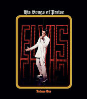 Elvis Presley - His Songs Of Praise Vol 1 hardback still sealed