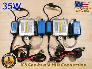 FOG LIGTH H16 2504 5202 35W X31 CANBUS HID Xenon No Error Slim KIT FOR PONTIAC A