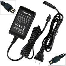 AC Adapter Battery Power Charger For Sony Handycam DCR-SX41 E/K DCR-SX33 E/K