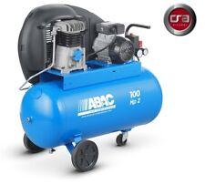 Compressore a cinghia 100 lt - ABAC - A29 100 CM2 professionale elettrico aria