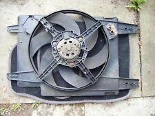 Alfa Romeo 156 1.9 JTD radiator fan