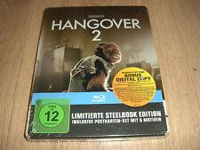 Hangover 2 Blu-Ray Steelbook inklusive Postkarten-Set  NEU