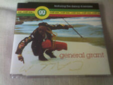 GENERAL GRANT - CALL ME - 1993 5 MIX CD SINGLE