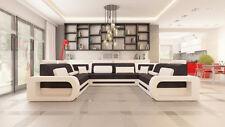 Ecksofa Sofa Couch Polster Textil Stoff Ecke Wohnlandschaft Garnitur Stuttgart4