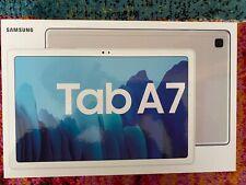 Samsung Galaxy Tab A7 SM-T505 32GB, Wi-Fi   4G (Ohne Simlock), 10,4 Zoll - Grau