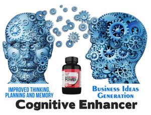 Increase Brain Power | Memory Booster | Brain Power | NATURAL BRAIN BOOSTER