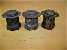 3 RAYO OIL LAMP FLAME SPREADERS