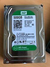 "Western Digital Caviar Green 500GB,Internal,7200 RPM,8.89 cm (3.5"")..."