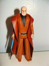 Vintage 1977 Kenner Star Wars First 12 Ben Obi-Wan Kenobi Complete Lightsaber HK