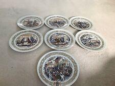 Lafayette Legacy Collection D'arceau Limoges collector plates