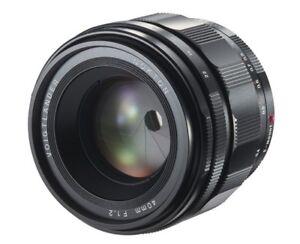 VOIGTLÄNDER NOKTON E 40mm f1.2 für Sony E-mount
