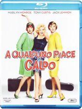 Blu Ray A Qualcuno Piace Caldo - (1959) *** Contenuti Extra ***.......NUOVO