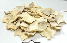 Buffalo Rawhide Small Chips | 1.5lbs Bulk | 100% Natural Buffalo Rawhide Chews
