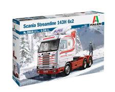 Italeri 3944 - 1/24 Scania Streamline 143H 6x2 - Neu