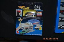 Hot Wheels Gas Station  Sto & Go 1994  New Box 25 years Mattel