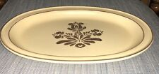 Pfaltzgraff  Village Oval Serving Plate 14""