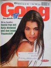 GONG 43 - 1995 TV: 28.10.-3.11. Katja Woywood Holly Hunter Suzanne von Borsody