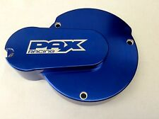Pax Racing Cobra 50 Billet Stator Cover - BLUE -  2010-2016 50cc JR SR King CX50