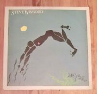 Steve Winwood ‎– Arc Of A Diver Vinyl LP Album 33rpm 1980 Island -  ILPS 19576