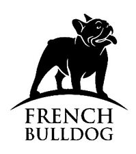 CUT VINYL DECAL STICKERS FOR CAR / HOUSE WINDOW  - FRENCH BULLDOG FRENCHIE