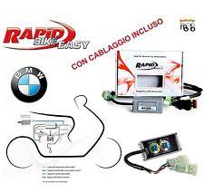 CENTRALINA MOTO RAPID BIKE EASY CON CABLAGGIO PER BMW F 800 GS ADVENTURE 2013