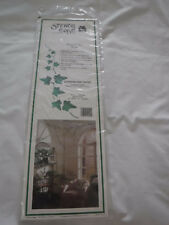 English Ivy Stencil Ease Hv-50 New In Package