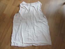 Damen Shirt T-Shirt, Top, beige creme weiß, Street one, Gr. 44 M L