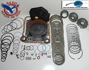 4L60E Rebuild Kit Heavy Duty HEG LS Kit Stage 3 w/3-4 PowerPack 1997-2003