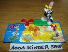 KINDER DC234 DC 234 LOONEY TOONS TUNES SHOW BUGS BUNNY BOOMERANG + BPZ