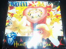 Nirvana Heart Shaped Box Rare Australian CD Single