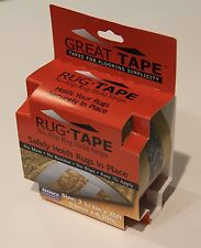 NO SLIP RUG TAPE (2-1/2in X 20ft) FREE SHIPPING