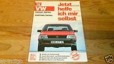 Reparaturanleitung VW Passat / Santana Diesel 1980-88 Jetzt helfe ich mir selbst
